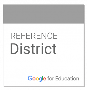 Reference District Badge